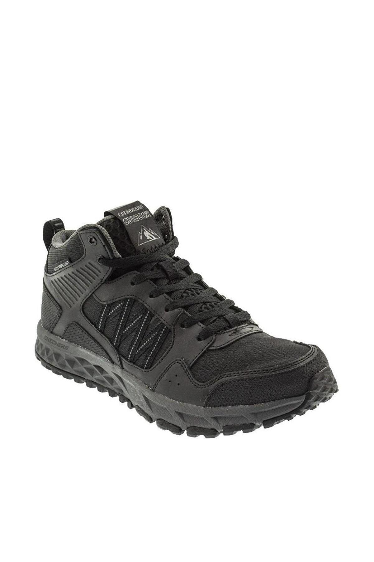 Skechers Erkek Siyah Outdoor Ayakkabı -  ESCAPE PLAN SECOND BITE - 51592BKCC