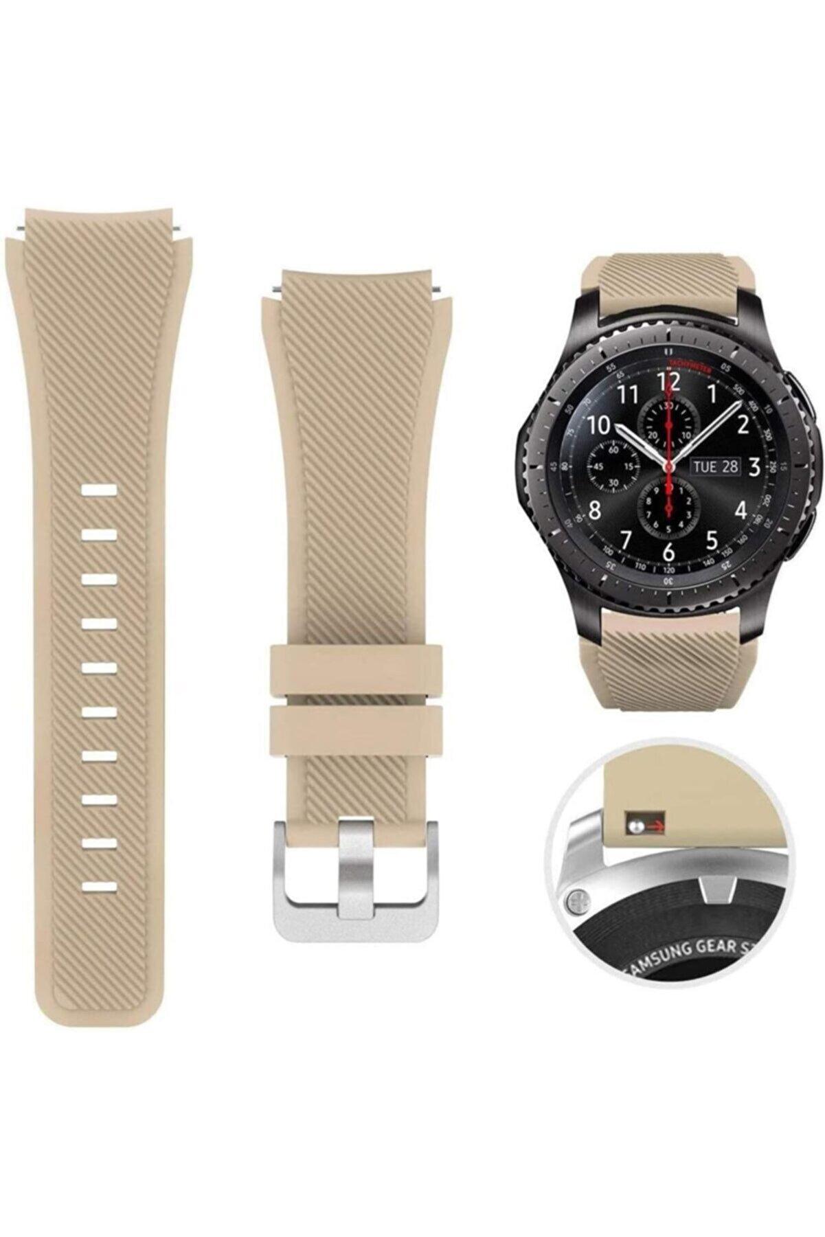 Techmaster Huawei Watch Gt Gt2 Honor Magic Watch 2 Uyumlu Silikon Tme Kordon Kayış