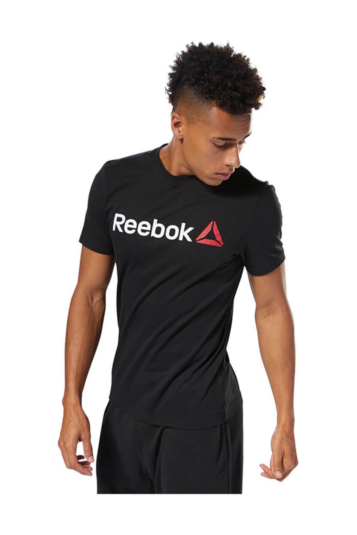 Reebok QQR Siyah Erkek T-Shirt 100528247