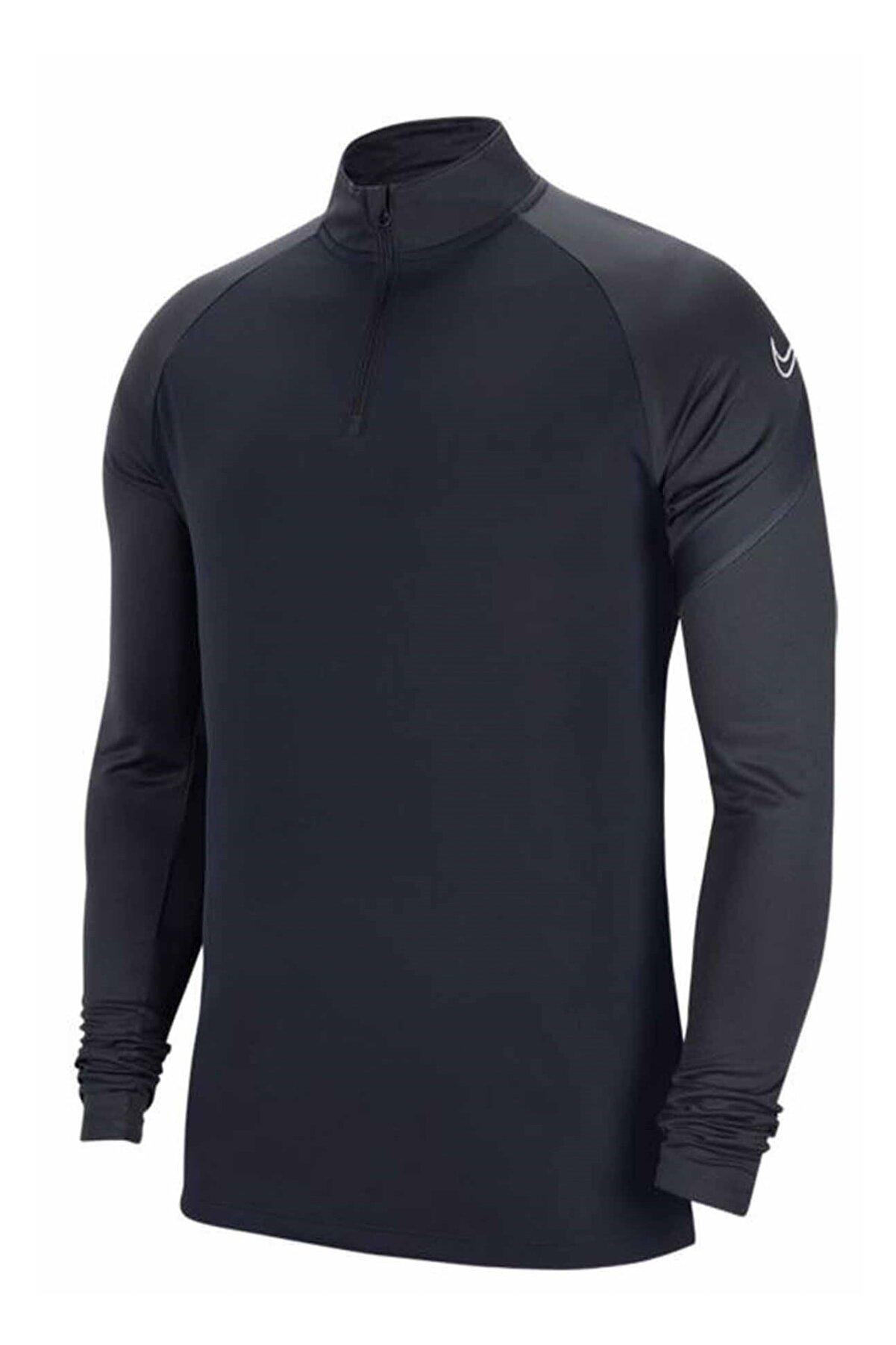 Nike M DRY ACDPR DRIL TOP Erkek Sweatshirt BV6916-451