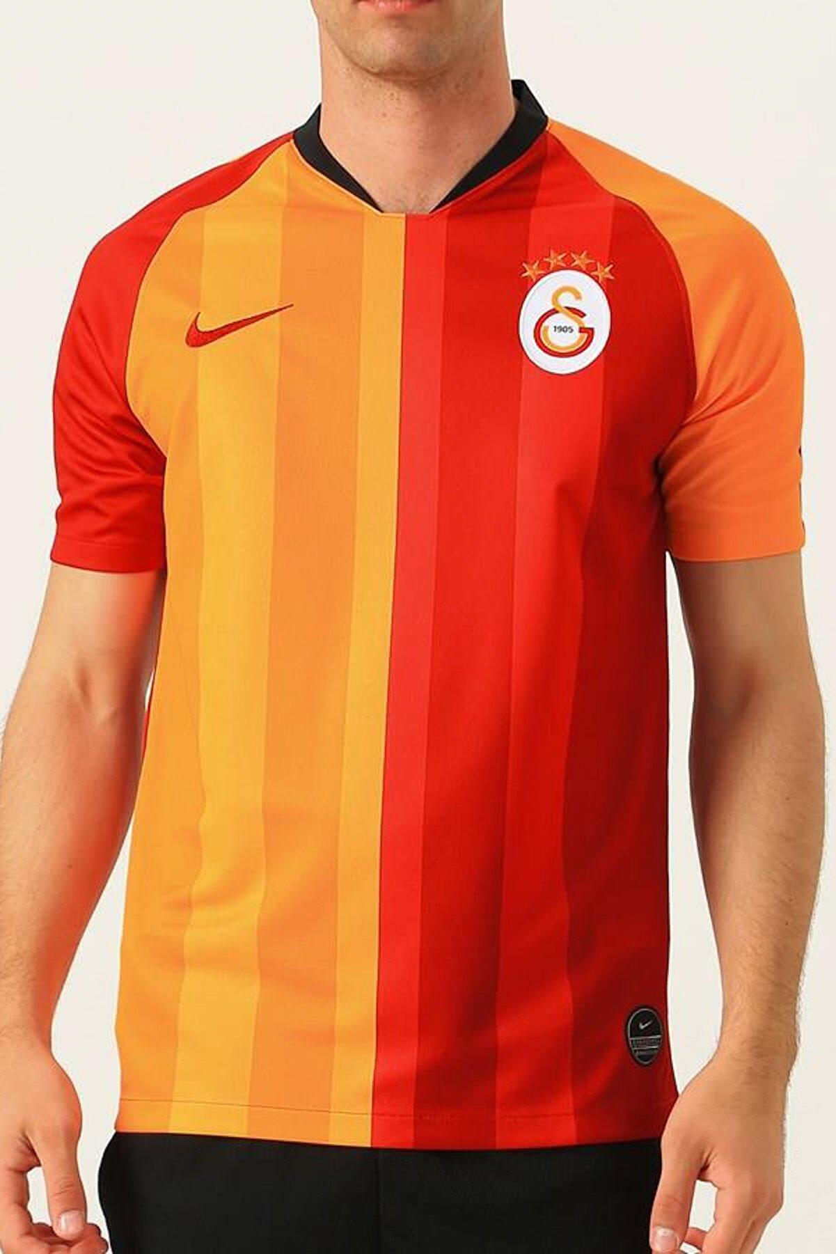 Nike AJ5537-628 GALATASARAY 2019-20 HOME FUTBOLCU FORMASI