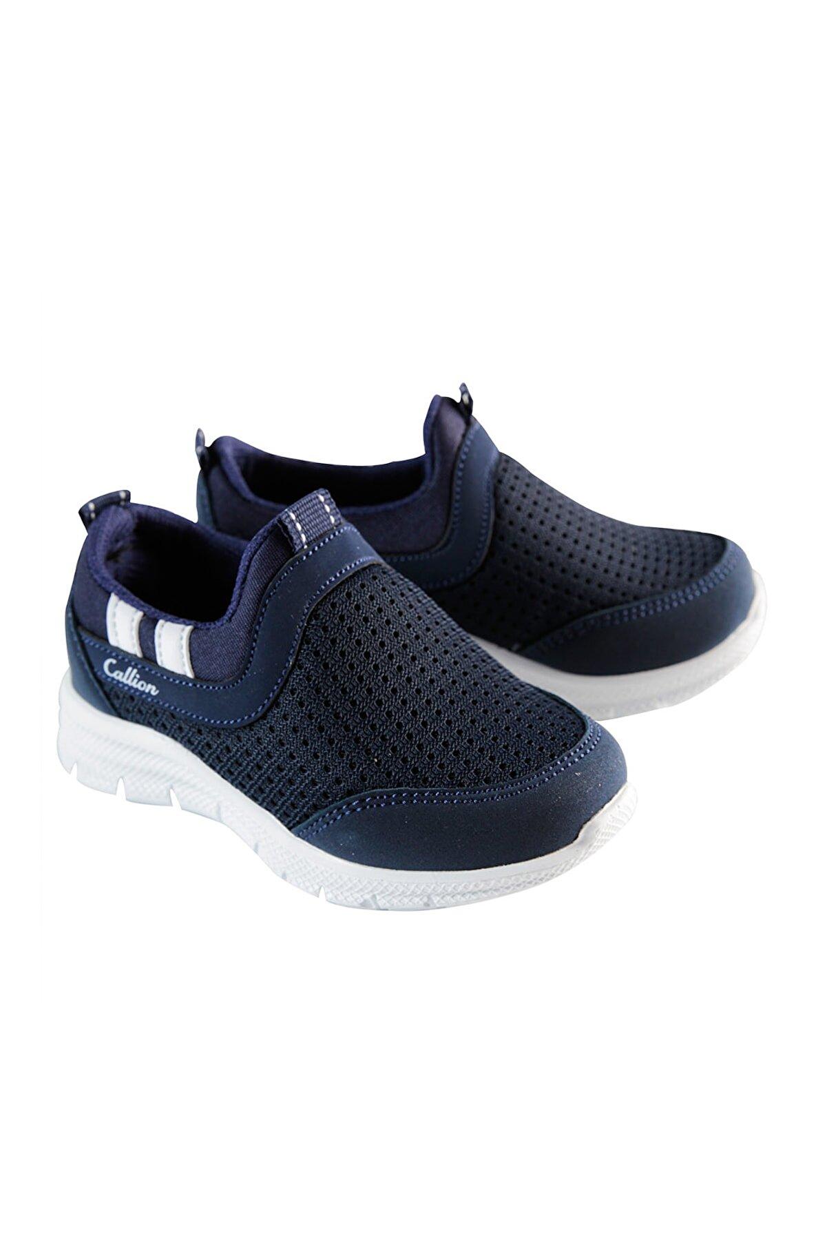 Callion Erkek Çocuk Spor Ayakkabı Lacivert