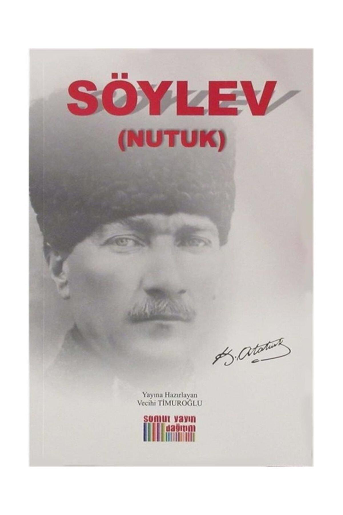 Somut Yayınları Söylev (nutuk)