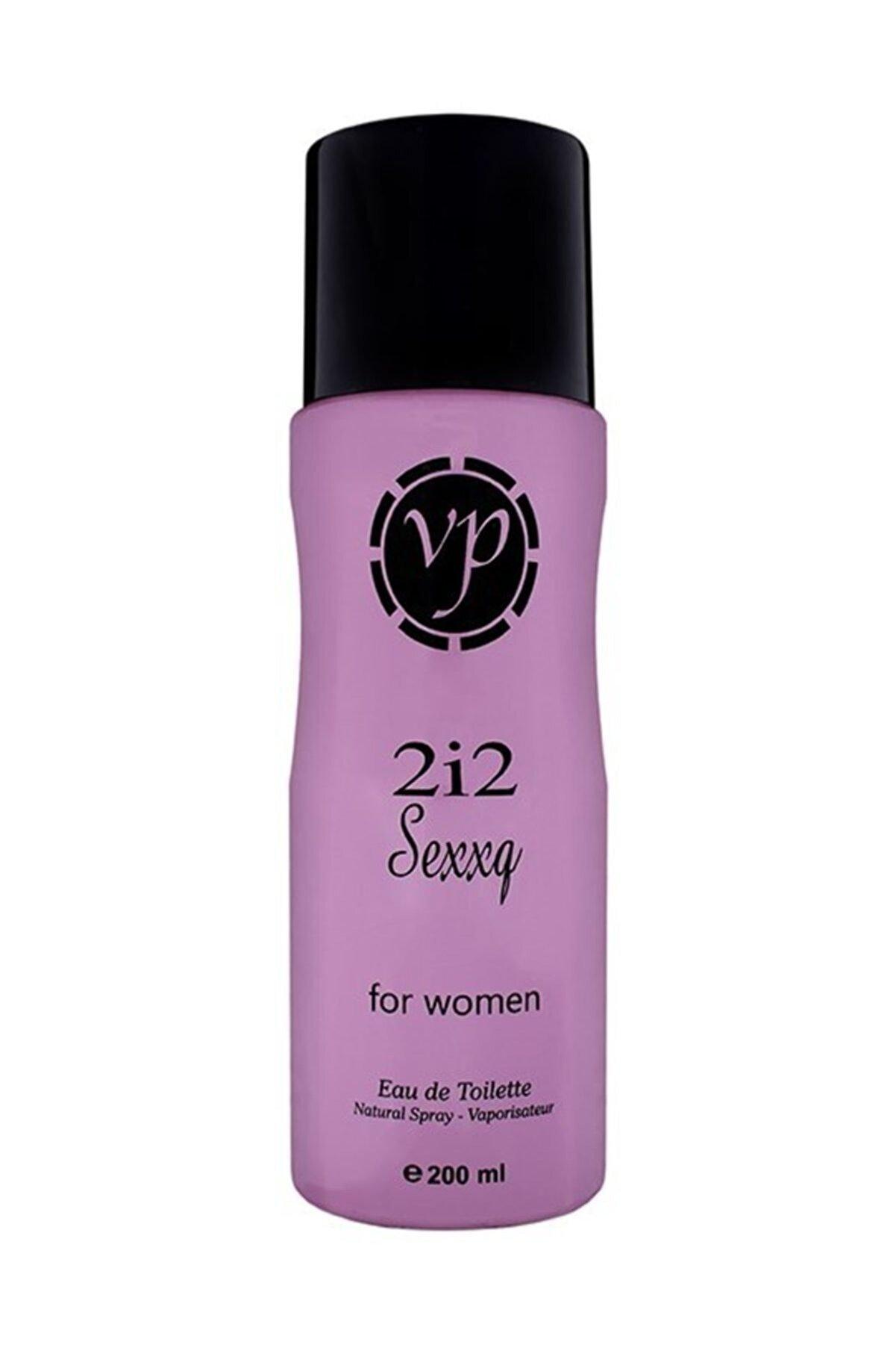 VP 2i2 Sexxy 200 ml Kadın Deodorant