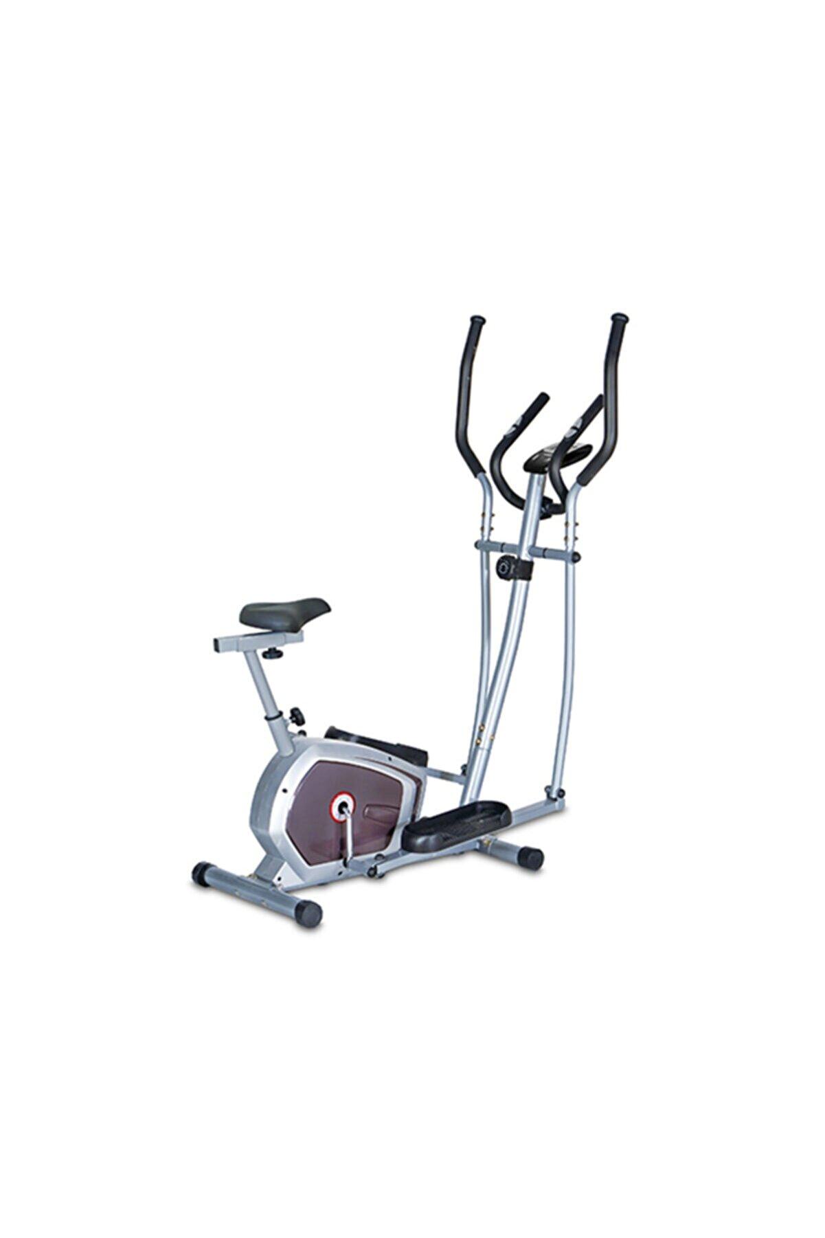 Dynamic E18 Seleli Manyetik Eliptik Bisiklet Dlx