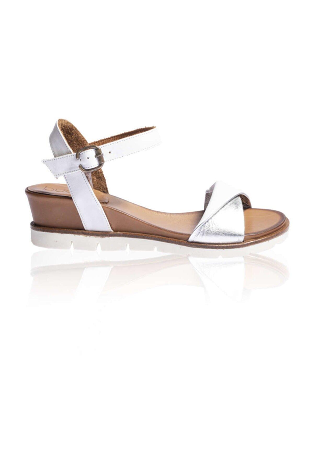 BUENO Shoes Taba Bayan Sandalet 9n2203