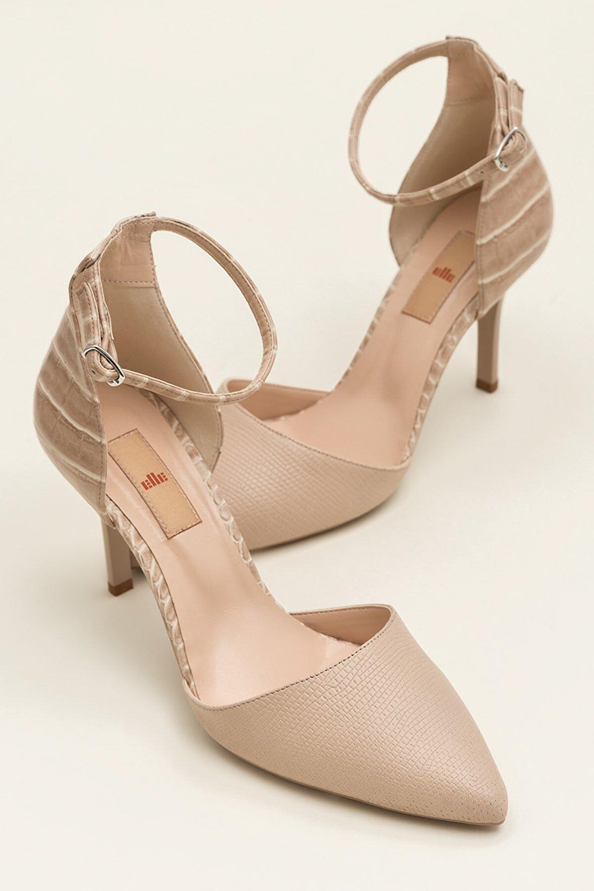 Elle SHAWNA Bej Kombin Kadın Ayakkabı