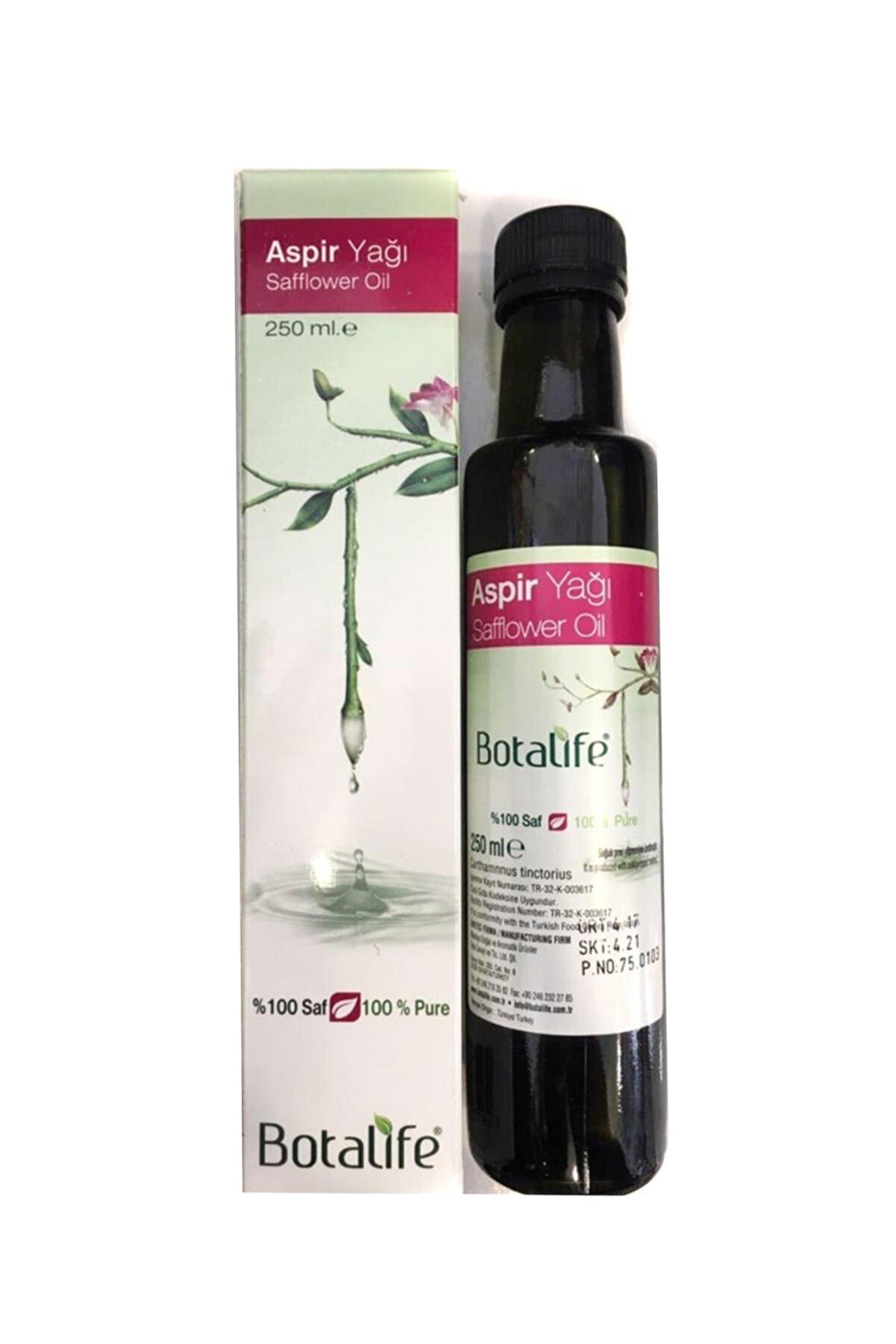 Botalife Aspir Yağı %100 Saf 250ml