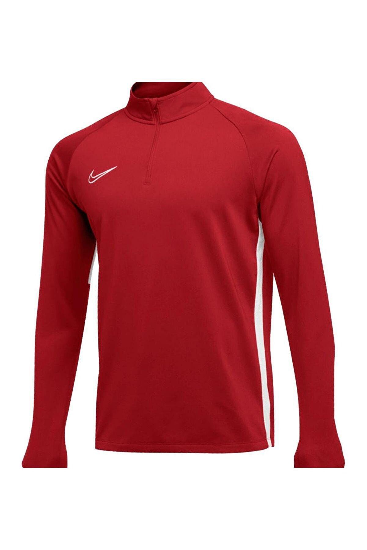 Nike AJ9094-657 M NK DRY ACDMY19 DRIL TOP Erkek T-Shirt