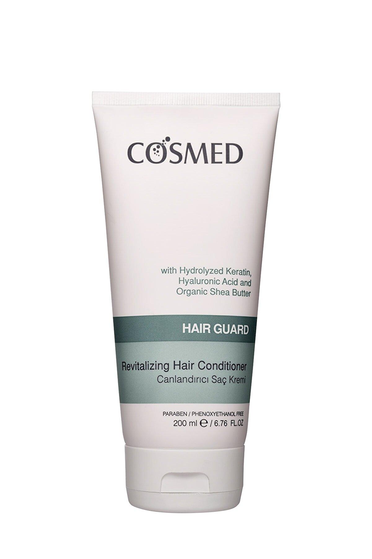 COSMED Besleyici & Nemlendirici Saç Kremi Nourishing &moisturizing Hair Conditioner 200 Ml 8699292991053