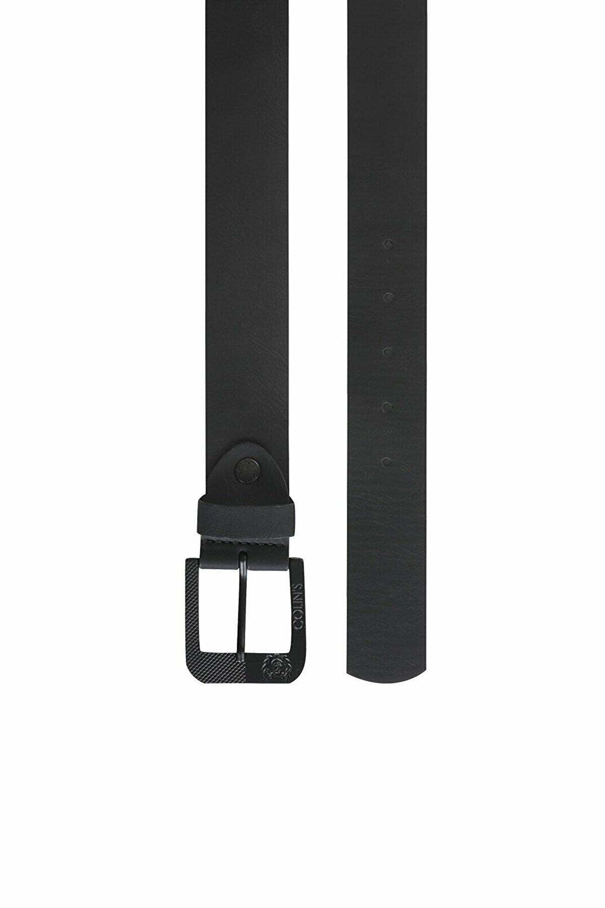 Colin's ERKEK Modern Fit Erkek Siyah Kemer CL1045041