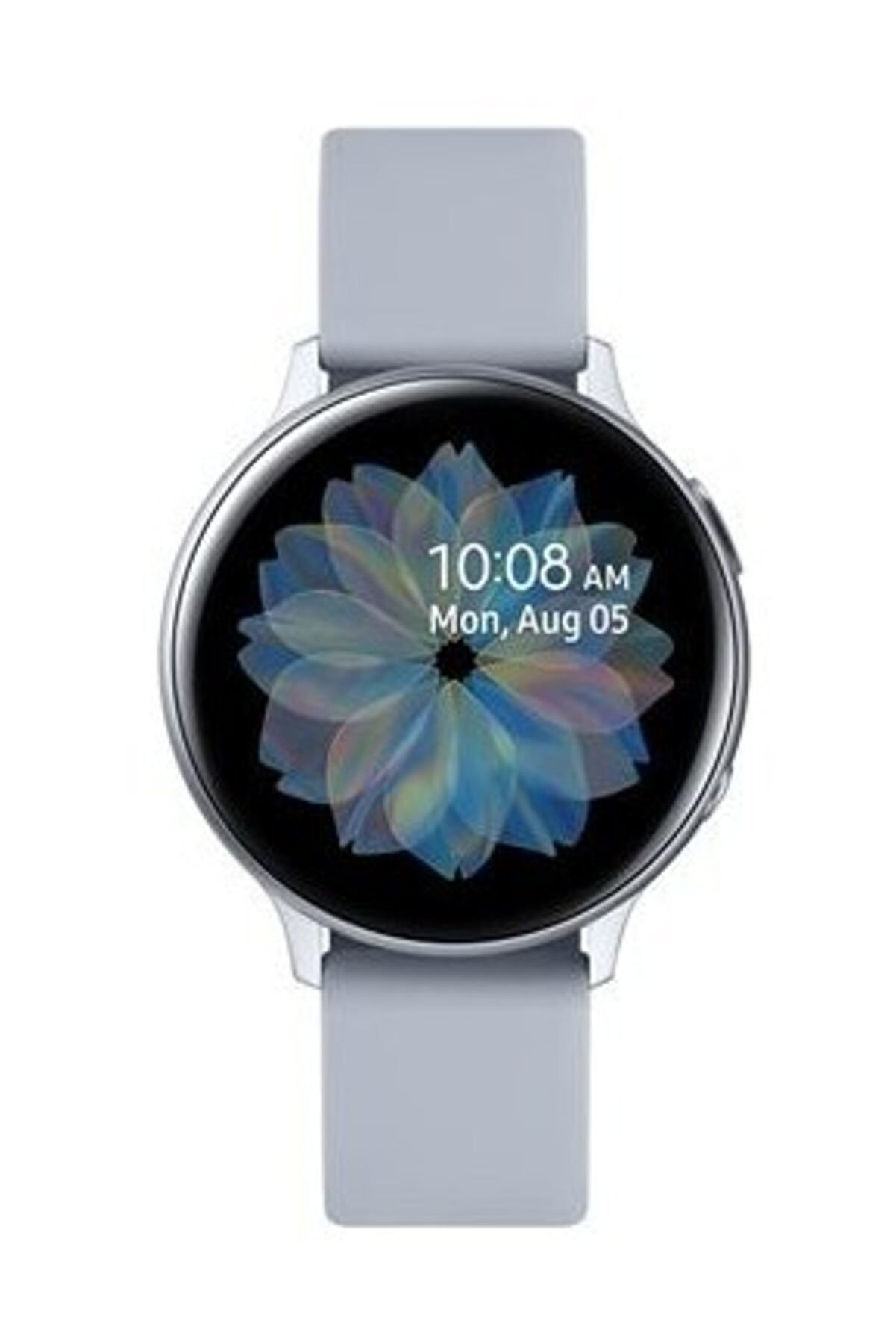 Samsung Galaxy Watch Active2 44mm Alüminyum Mat Gümüş Akıllı Saat (Samsung Türkiye Garantili)
