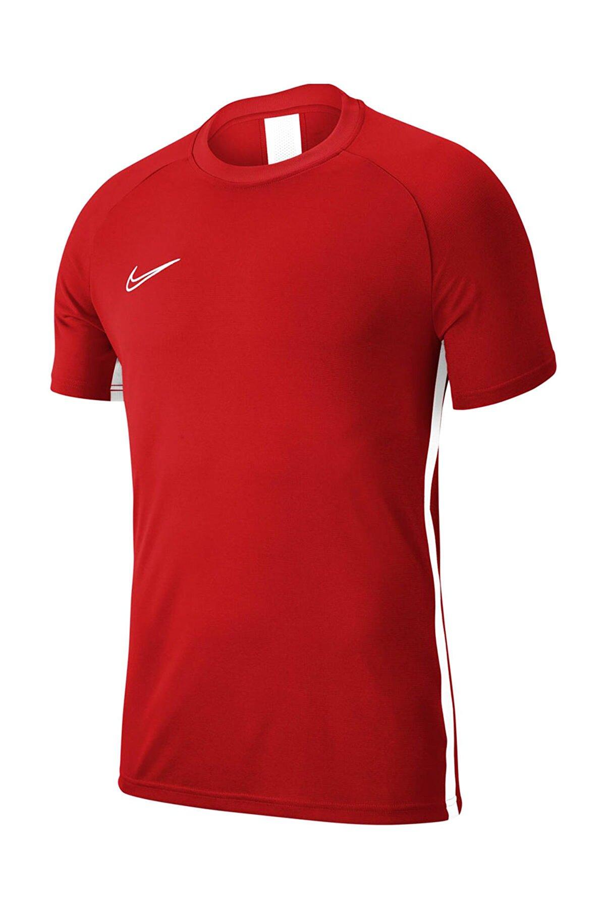 Nike Erkek T-shirt - M Nk Dry Acdmy19 Top Ss - AJ9088-657
