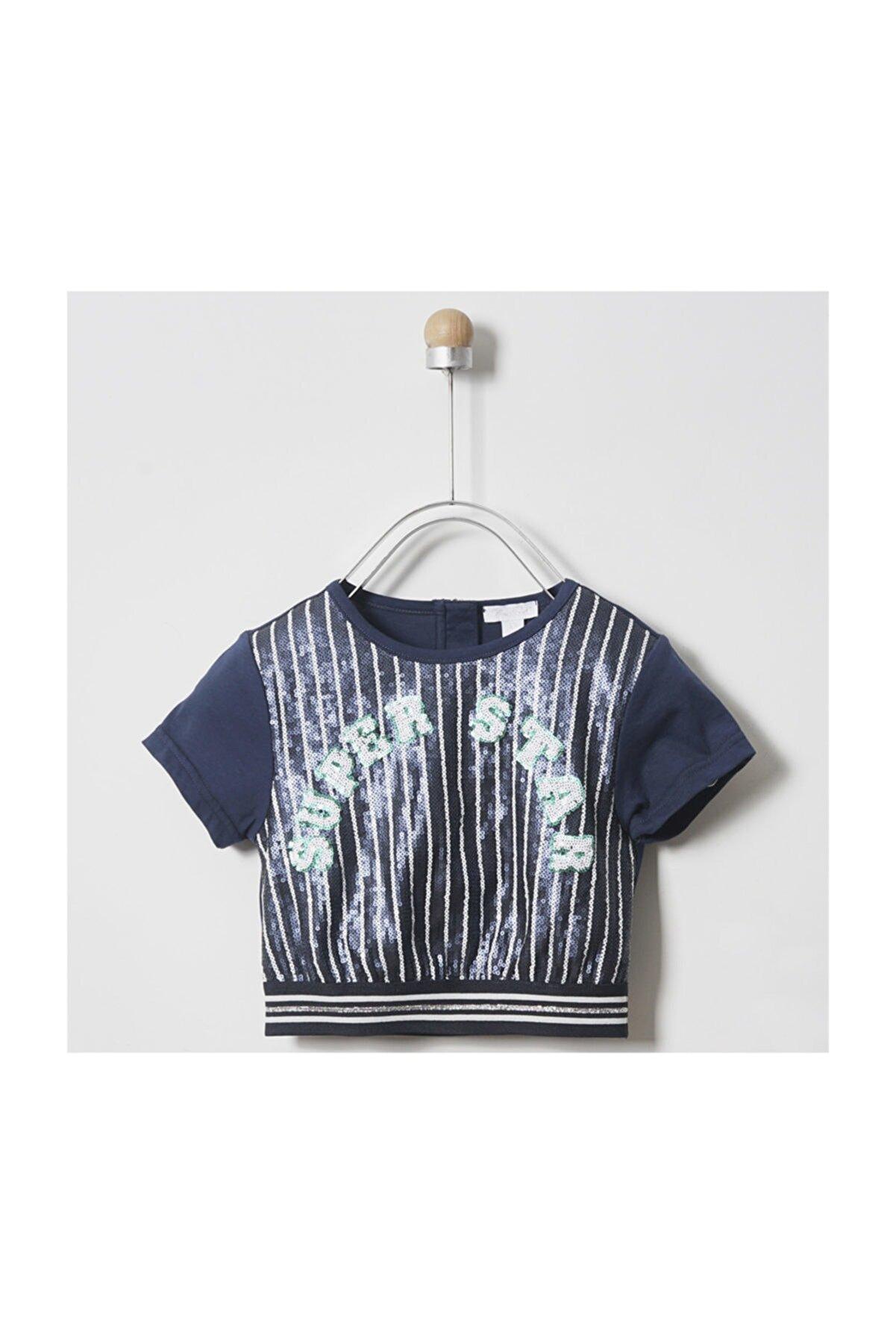 Panço Kız Çocuk T-shirt 2011gk05009