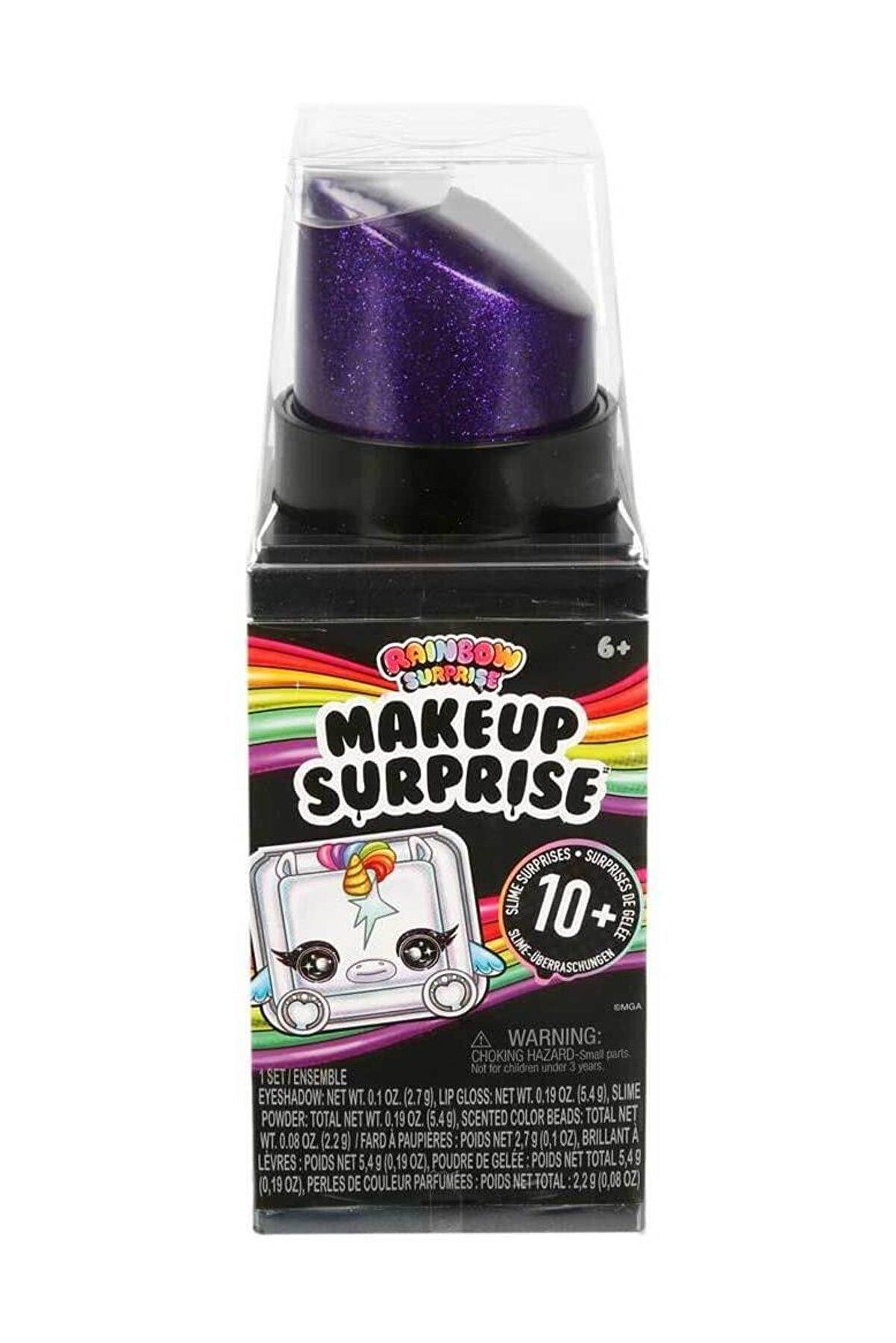 Poopsie Rainbow Makyaj Sürprizi PPE41000 - Mor - 1