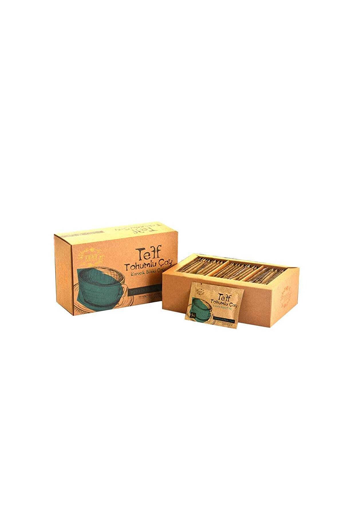 Teff Life Slim Tef Tohumu Çayı 30 Günlük% 100 orjinal Bandrollü