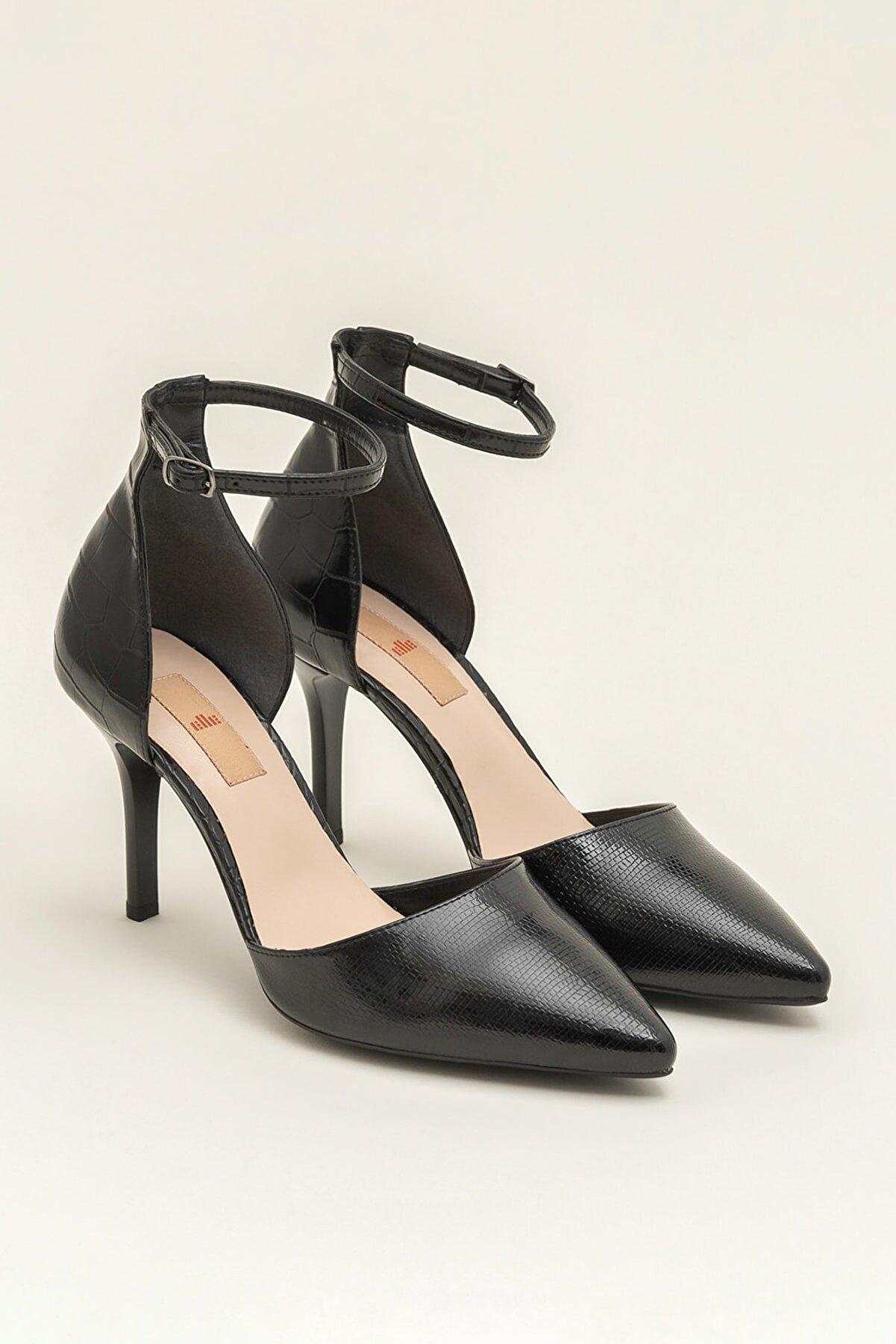 Elle SHAWNA Siyah Kombin Kadın Ayakkabı