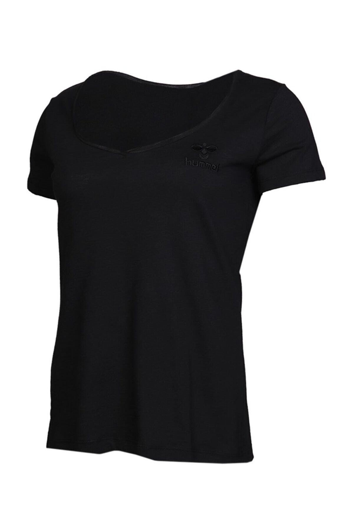 HUMMEL Alma Kadın Kısa Kollu T-Shirt