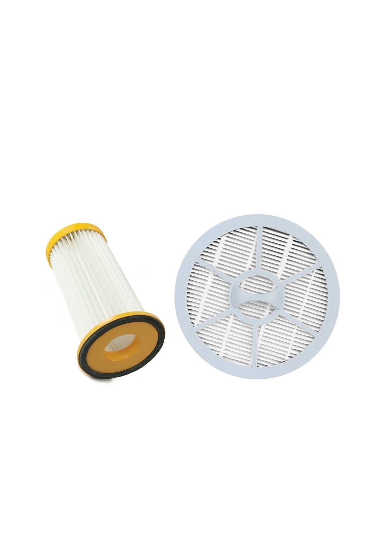 BLC Filtre Philips Uyumlu Hepa Filtre ve Silindir Filtre Seti