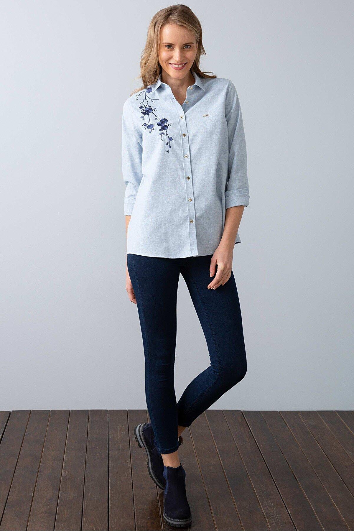 US Polo Assn Kadın Jeans G082SZ080.000.748718