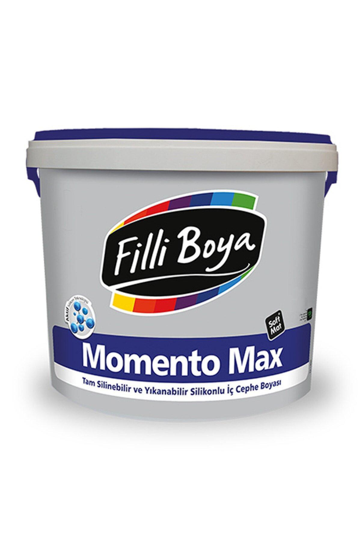 Filli Boya Momento Max Silinebilir Iç Cephe Duvar Boyası 2,5 Lt Renk:somon