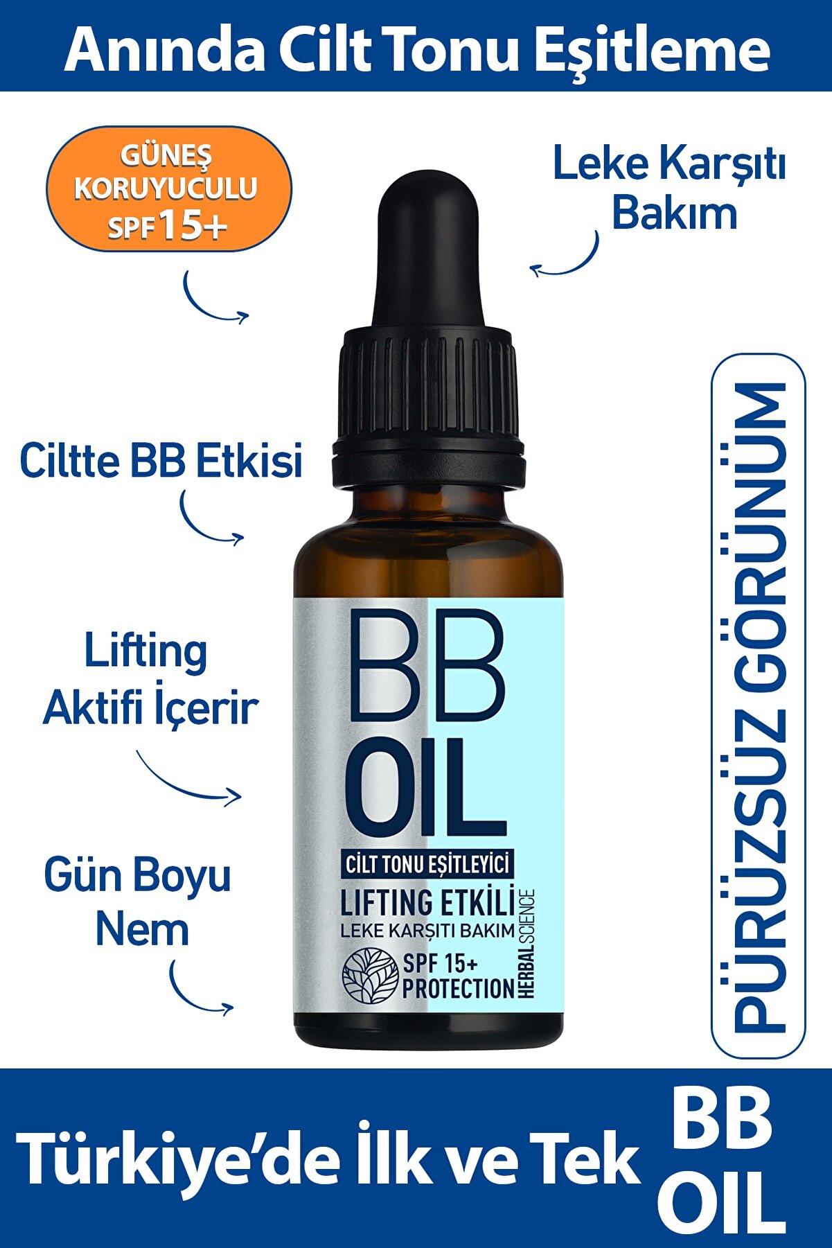 Herbal Science BB Oil 20 ml