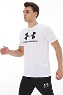 Under Armour Erkek Spor T-Shirt - SPORTSTYLE LOGO SS - 1329590-100