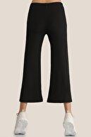 MD trend Kadın Siyah Salaş Bol Pantolon Mdt4885