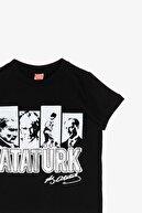Koton Erkek Bebek Atatürk Baskılı T-shirt