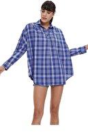 Loft Kadın Kareli Gömlek 2023598
