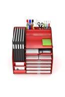 Design OTTO Fx-xl Modest - 6 Renk - A4 Evrak Rafı Masaüstü Organizer