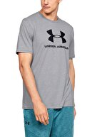 Under Armour Erkek Spor T-Shirt - UA SPORTSTYLE LOGO SS - 1329590-013