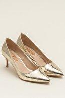 Elle LANNA Gold Yılan Kadın Ayakkabı