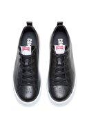 CAMPER Siyah Erkek Oxford Ayakkabı