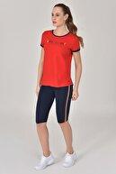 bilcee Kırmızı Kadın T-shirt  GS-8070