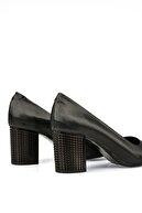 Ziya Punto by Ziya Kadın Topuklu Ayakkabı 101415 643284 SIYAH