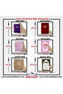 Medrese Yayınları Yasin I Şerif Çanta Boy (12x16 Cm ) Lüks Nubuk Çantalı Set Mint Anneler Günü Özel Dini Hediyelik