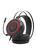 Rampage Sn-R7 Mesh Gaming Mikrofonlu Kulaklık Oyuncu Kulaklığı
