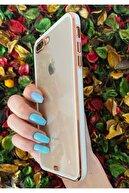 DETAY TEKNOLOJİ Iphone 7 Plus / 8 Plus Uyumlu Lüks Çerçeveli Kılıf