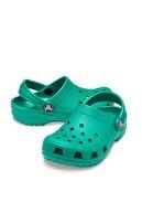 Crocs Classic Clog K  Yeşil Unisex Çocuk Spor Sandalet