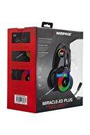 Rampage Miracle X3 Plus Rgb 7.1 Miktrofonlu Gaming Oyuncu Kulaklığı