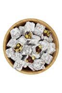 Antep Pazarı Lokum Çifte Kavrulmuş Duble Fıstıklı ( 150 Gram )