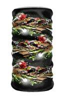 e-Taktik Collar Motocycle Buff Boyunluk Bandana