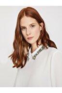 Koton Kadın Beyaz Bluz