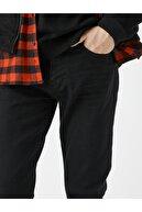 Koton Erkek Mark Straight Fit Jean Pantolon