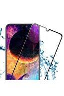 ucuzmi Samsung A30-m30-a50 5d-6d Kavisli Tam Kaplar Temperli Kırılmaz Cam-ekran Koruyucu-nano Çizilmez Cam
