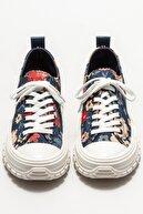 Elle Kadın Lacivert Spor Ayakkabı