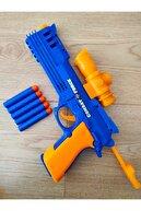 SLV Sünger Fırlatan Oyuncak Nerf Tabancası 30cm