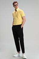 Lufian Vernon Spor Polo T- Shirt Sarı