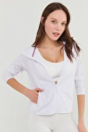 Penti Kadın Beyaz Performer Ceket